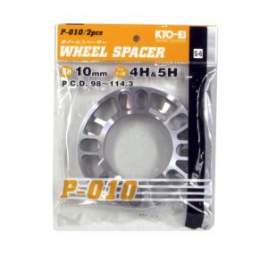 Project Kics 10mm Wheel Spacers: Pair