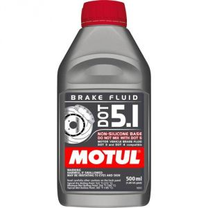 Motul DOT 5.1 Brake Fluid (1/2L)