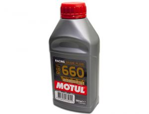 Motul RBF 660 Racing DOT 4 Brake Fluid (1/2 L)