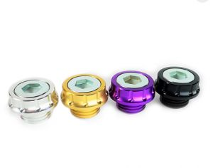MPC Gold Hundred Proof Oil Cap