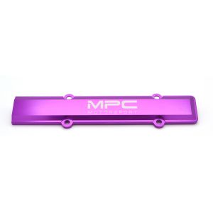 MPC Purple B Series Spark Plug Cover