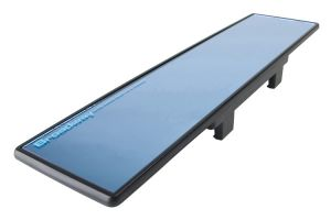 Nokya Wideview Mirror Clear Blue 270MM Flat