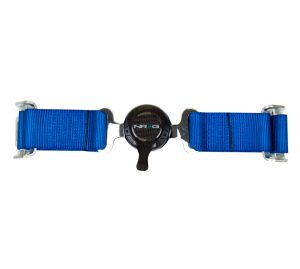 NRG Blue 4 Point Cam Lock Harness