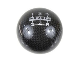 NRG Carbon Fiber 5 Speed Heavy Weight Ball Style Shift Knob Honda/Acura