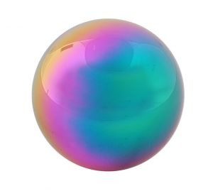 NRG Neochrome Ball Style Shift Knob: Universal