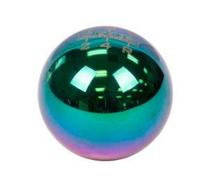 NRG NeoChrome Heavy Weight 6 Speed Shift Knob Universal