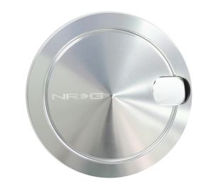 NRG Silver Quick Lock Version 2 w/ Free Spin