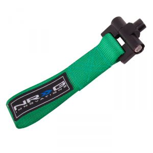 NRG Green Tow Strap