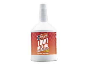 Red Line 10WT Synthetic Race Oil: Quart