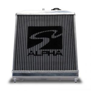 Skunk2 88-91 Civic Alpha Series Half-Size Radiator
