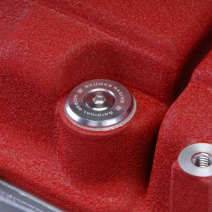 Skunk2 90-01 Integra Low-Profile Valve Cover Hardware: Clear