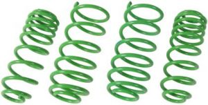 ST Suspension 07-08 Fit Sport-Tech Lowering Springs