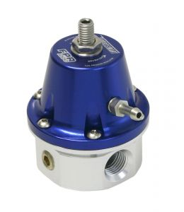 Turbosmart 1200 6AN Fuel Pressure Regulator: Blue