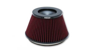 "Vibrant Performance 6"" Air Filter for Velocity Stack"