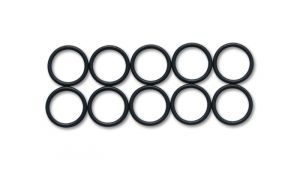 Vibrant Performance  -4AN Rubber O-Rings: Package Of 10