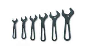 Vibrant Aluminum Wrench Set: Set Of 6 AN-4 To AN-16