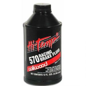 Wilwood 570 Racing Brake Fluid (12oz)