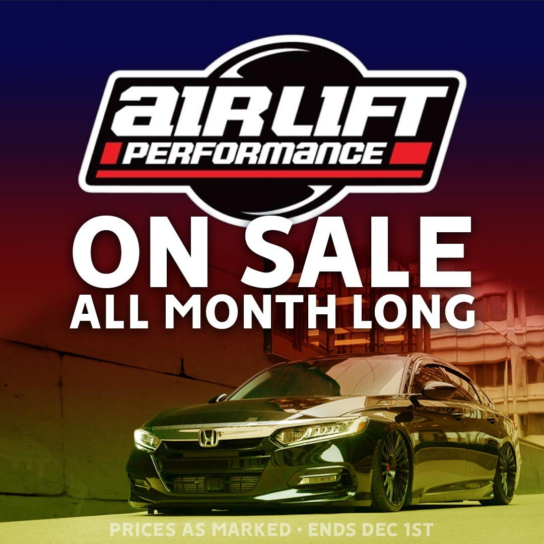 Save on Airlift Performance